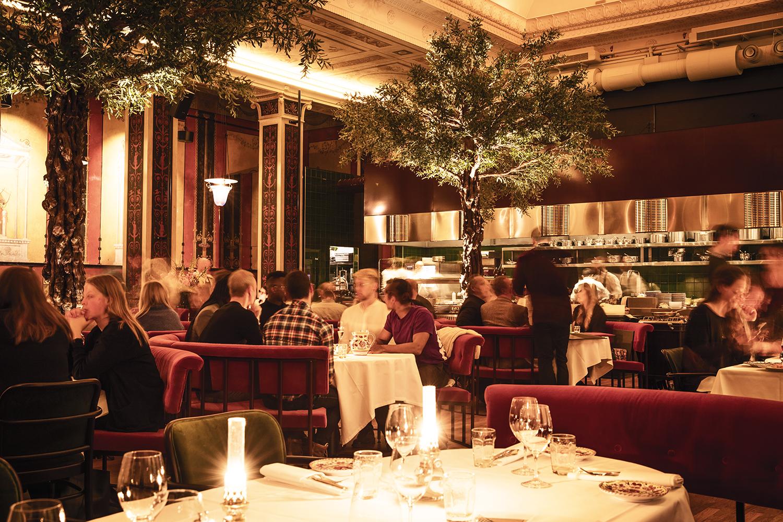 italiensk restaurang stockholm sveavägen